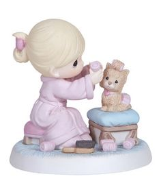This Love Is Patient Figurine by Precious Moments is perfect! #zulilyfinds