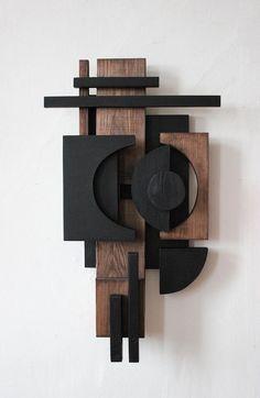 Abstract Sculpture, Wood Sculpture, Wall Sculptures, Wooden Wall Art, Wood Wall, Shape Art, Geometric Art, Wall Design, Design Design