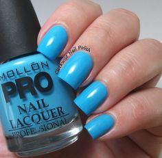 The Clockwise Nail Polish: Mollon Pro 189 Attitude