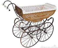 Bringing Up A Child Advice For Young And Old Alike! Pram Stroller, Baby Strollers, Vintage Pram, Prams And Pushchairs, Victorian Pictures, Baby Buggy, Dolls Prams, Baby Prams, Baby Carriage