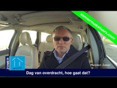 Notaris - dag van overdracht en tekenen - Zomer Makelaars Zwolle - http://zomermakelaars.com/video-blog/transport-starters-tekenen-bij-notaris