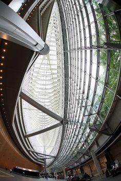 TOKYO INTERNATIONAL FORUM BUILDING by Teruhide Tomori on Flickr.