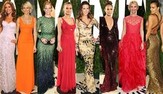 It's hardly rare to upstage the main event, which is the Oscars. But the 2012 Vanity Fair Oscar Party might have outdone the Oscars red carpet arrivals with its star studded attendees and better looking gowns. http://www.glamourvanity.com/hot-celebrity-news/2012-vanity-fair-oscar-party/
