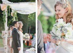 Gatsby Mansion Wedding- 2014 Hottest Wedding Trends, romance, formality, Gatsby