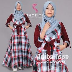 Muslim Fashion, Hijab Fashion, Fashion Dresses, African Dresses For Kids, Girls Dresses, Gown Party Wear, Boucle Coat, Baby Dress Patterns, Batik Dress
