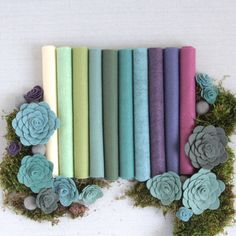 Hey, I found this really awesome Etsy listing at https://www.etsy.com/il-en/listing/181381948/wool-felt-sweet-succulents-felt