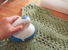 Ysolda's sweater hospital. Lots of tips to care for your woollen garments.
