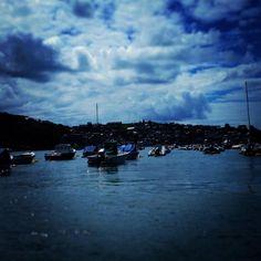 Fowey River, Cornwall