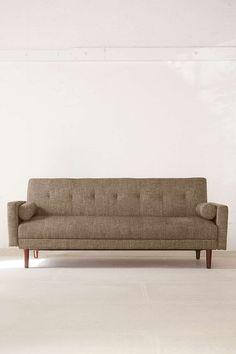 It's a classy futon
