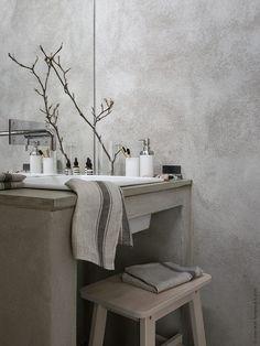 Badeværelsestilbehør i flot design til lave priser - IKEA Bad Inspiration, Bathroom Inspiration, Interior Inspiration, Laundry In Bathroom, Small Bathroom, Bathroom Purple, Bathroom Kids, Ikea Vardagen, Ikea Bathroom Accessories