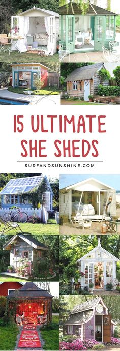 New Shed Plans - CLICK THE IMAGE for Lots of Shed Ideas. #diyproject #sheddesigns