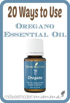 Oregano Essential Oil is used for everything from cleaning to diaper rash, from warts to dandruff! Here are my favorite 20 Oregano Essential Oil Uses! Oregano Essential Oil, Therapeutic Grade Essential Oils, Doterra Essential Oils, Natural Essential Oils, Essential Oil Blends, Essential Oil Diffuser, Doterra Oil, Yl Oils, Doterra Oregano Oil