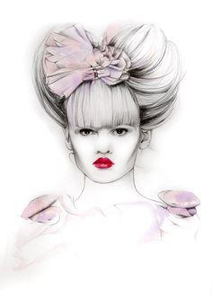 Dolled up- Caroline Andrieu