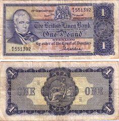 scotland money | Scotland Paper Money Collection