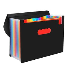 Pack of 6 Emraw Translucent 2 Pocket Portfolio Two Pockets Folder Legal Document Organizer Designed for Home Office Classroom Actual Colors May Vary School Medical Records and More