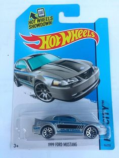 HOT WHEELS MALAYSIA 1999 FORD MUSTANG DIECAST CAR (end 1/18/2016 ...