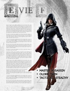 Assassins Creed | templar-queen: assassin's creed: syndicate • the...