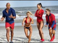 Don't Miss the Very First Baywatch Trailer Starring Zac Efron's Abs and Dwayne Johnson's Biceps  The principal trailer for Baywatch dropped today and how about we simply say this specific gathering of lifeguards are significantly more broken down than your normal. Both Zac Efronand Dwayne Johnson are included in the sneak look however it's either star's rec center conditioned six-pack and arms that truly brought about a noteworthy sprinkle for moviegoers.   The lifeguards need to…
