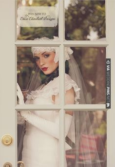 win a gift certificate to Erica Elizabeth designs. | CHECK OUT MORE IDEAS AT WEDDINGPINS.NET | #weddingfashion