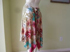 Argentinian Tango & Salsa  Skirt  Size S/M fits by COCOsDANCEWEAR