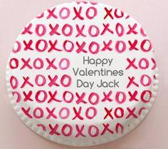 I love you like XO. Romantic Valentine's Day Gift!