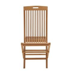 Comfortable Wood Teak Folding Chair | Overstock.com Shopping - The Best Deals on Sofas, Chairs & Sectionals
