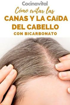 How to use baking soda to remove gray hair and prevent hair loss Beauty Secrets, Beauty Hacks, Beauty Tips, Curly Hair Styles, Natural Hair Styles, Cabello Hair, Tips Belleza, Hair Health, Hair Loss