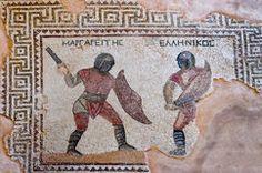 fragment mosaic kourion