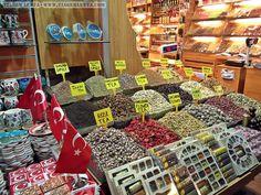 Istambul - Turquia Hagia Sophia, Rose Tea, Tea Roses, Spice Mixes, Holiday Decor, Travel, Blue Mosque, Viajes, Europe