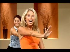 Denise Austin: Cardio Fat-Burn Workout is designed to raise the heart rate and boost the metabolism for an ultra-effective calorie-burning experience. This series of low intensity cardio exercises are easy on the joints and will sculpt muscle in the legs while toning the entire body. Iconic Trainer, Denise Austin takes you through this aerobic w...