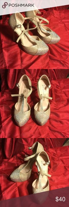 De Blossom Collection Vinci Lightly worn, clean de blossom collection Shoes Heels