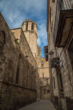 10 pictures that you make you fall for Gothic Quarter in Barcelona!