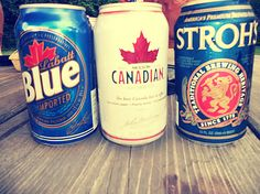 Canadian beer.