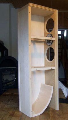 Vifa-C17 Design: Troels Gravesen Built by: Jan, Willy & Øyvind