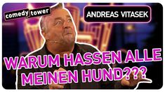 ANDREAS VITÁSEK: Alle hassen seinen Mops - Comedy Tower Andreas, Comedy, Movie Posters, Pug, Film Poster, Comedy Theater, Billboard, Film Posters, Comedy Movies