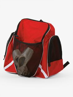 Augusta Tri-Colored Dance Backpack Discount Dance Supply c349d1ba8c70a