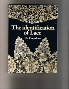 IDENTIFICATION OF LACE BOOK