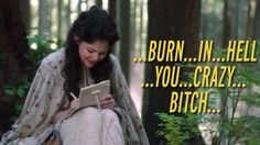 LMAO! Just came across this from 1x07- The Heart is a Lonely Hunter - once-upon-a-time Fan Art