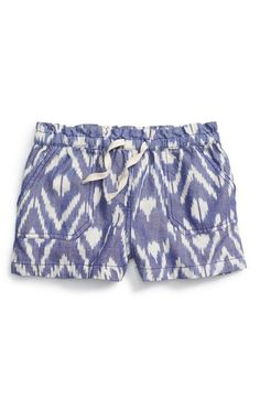 Peek 'Ava' Cotton Shorts (Toddler Girls, Little Girls & Big Girls) available at #Nordstrom