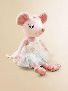 Holiday Gift Guide: Madame Alexander Angelina Ballerina Swan Lake Doll for Kids _ Saks.com