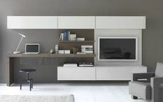 – Home and office products – Centro Desk In Living Room, Home And Living, Living Room Decor, Room Interior, Interior Design Living Room, Home Office Design, House Design, Living Room Tv Unit Designs, Muebles Living