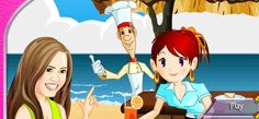 Learn how to run a successful restaurant with Bailey's Beach Shack! Bailey's Beach shack is a game which might initially seem kind of girlish and very simple but in fact as you progress you see that this is a very fun and challenging game. In this game you have to provide real quick service to …