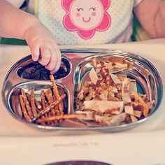 Stainless Steel Kid's Tray - BeHomeWell