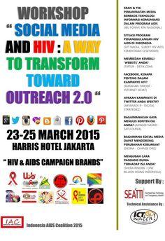 Admin @aidsntt sedang berbagi pengalaman di kegiatan ini. Sambil belajar :)