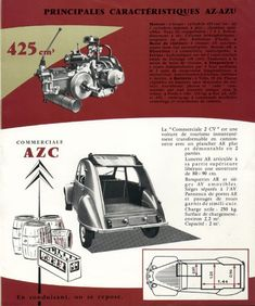 Citroën 2CV de 1958 brochure suisse p3 | < 3,0´~ kenne https://de.pinterest.com/lovejoy58uk/vintage-car-ads-board-2/