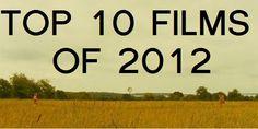 Jeremy's Top 10 Films of 2012