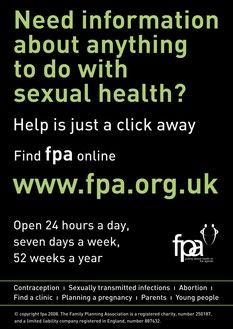 Sexual health organisations uk yahoo