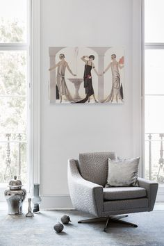 Get off 'Cortege' Canvas from the V&A Collection when you enter SUMMERSALE at the checkout. Exclusively for My Surface View customers. Canvas Art Prints, Canvas Wall Art, Interiors Magazine, Summer Sale, Black And White Photography, Wall Murals, Color Pop, Living Spaces, Gallery Wall