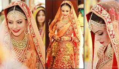 Famous Bollywood Divas and their Wedding Day Look - Amna Sharif