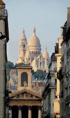 View from Boulevard Haussmann, Paris, France | by fede_gen88